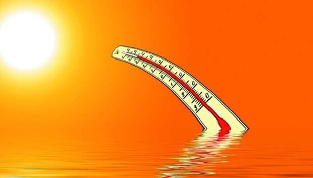 Понедельник может стать самым жарким днем в Московском регионе с начала года