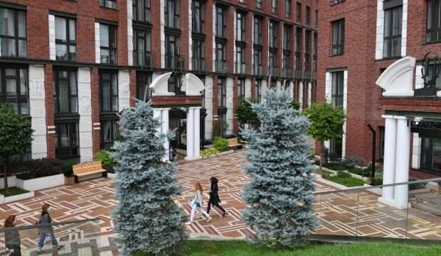 Корпус на 437 апартаментов в составе МФК «Савеловский Сити» ввели в эксплуатацию в Бутырском районе