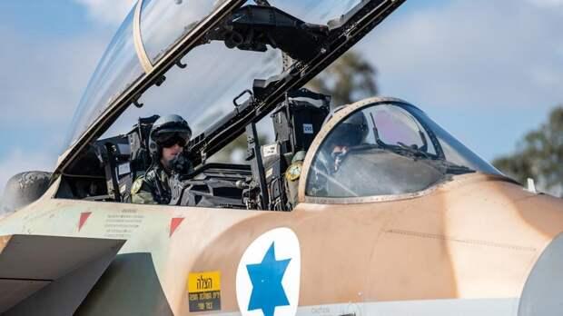 Израиль обстрелял Ливан в ответ на пущенные с территории страны ракеты