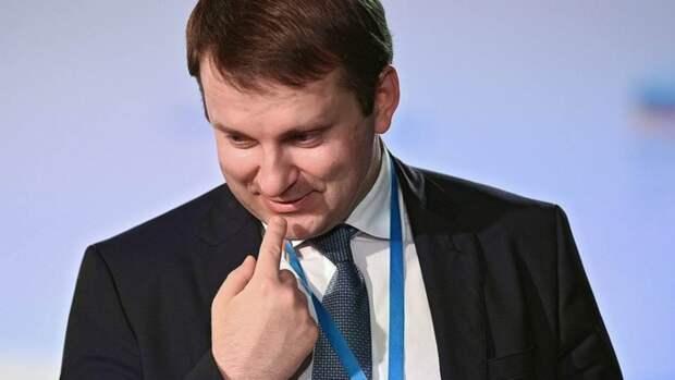 Орешкин не смог назвать Путину расходы на программу импортозамещения
