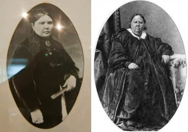 Ольга Михайловна Забелина - мать писателя Салтыкова-Щедрина.