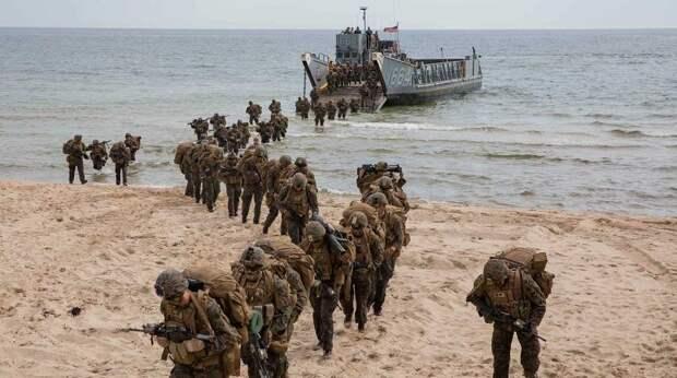 США подготовили мультизадачный план атаки на Калининград - NI