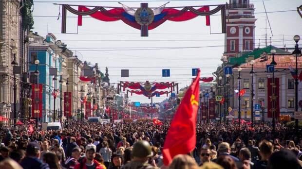 Более 95% россиян назвали День Победы самым важным праздником в году
