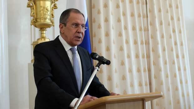 Лавров назвал позором попытки Чехии вывернуть расследование по Врбетице против РФ