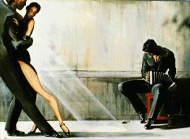Астор Пьяццолла и преображение танго
