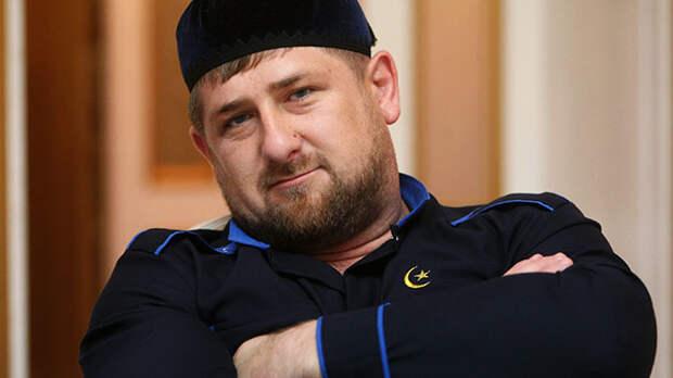 Кадыров всё-таки заставил обделаться украинского депутата, оскорбившего Скабееву