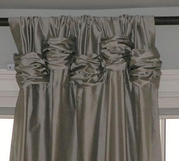 Подборка про шторы