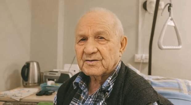 Лену Иосифовичу уже 90 лет!