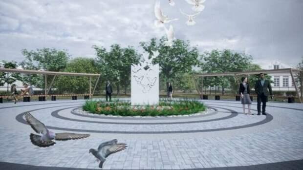 Более 120 общественных территорий благоустроят вРостовской области понацпроекту