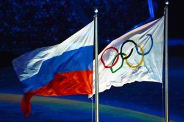 МОК может запретить сборной РФ исполнять гимн на Олимпиаде-2018
