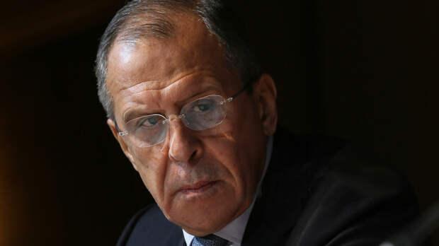 Лавров провел телефонные переговоры с американским коллегой Энтони Блинкеном