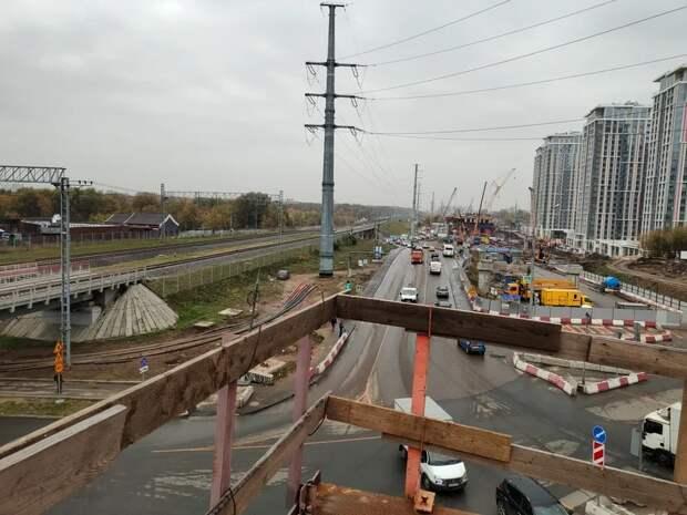 Как в Москве умудряются хорды строить так быстро