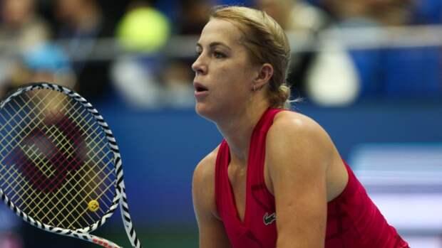 Павлюченкова попала в двадцатку сильнейших теннисисток мира