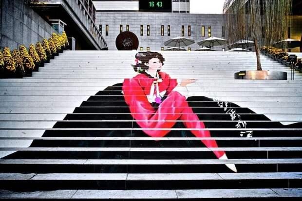 Самые красивые лестницы со всегомира