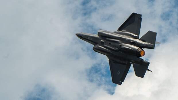 В США рассказали, как Пентагон составит боевую пару из «кузенов» F-22 и F-35
