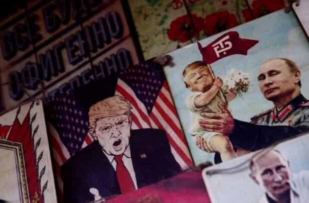 Perestroyka идёт по плану — о куриных окорочках для США. Александр Роджерс