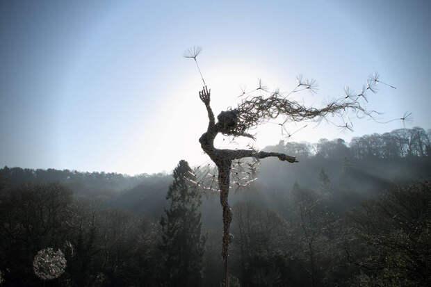 Сталь в руках мастера становится легче ветра