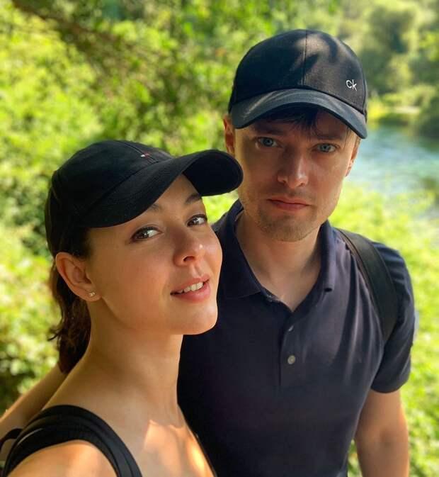 35-летняя Марина Кравец впервые стала мамой