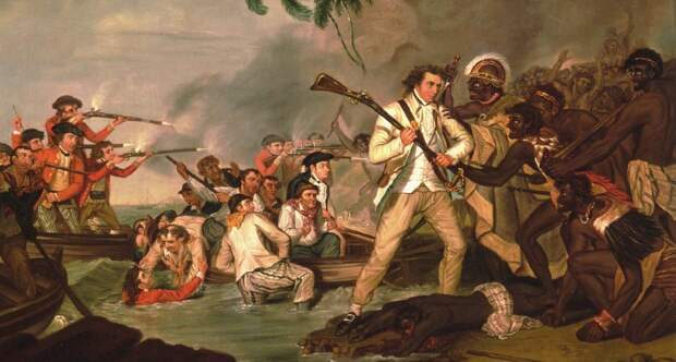 Конфликт с гавайцами
