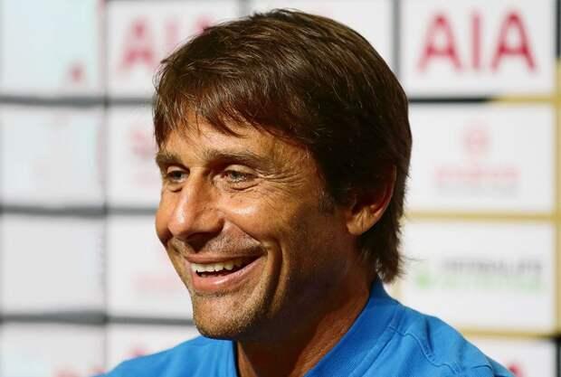 Конте посвятил победу в чемпионате Италии себе