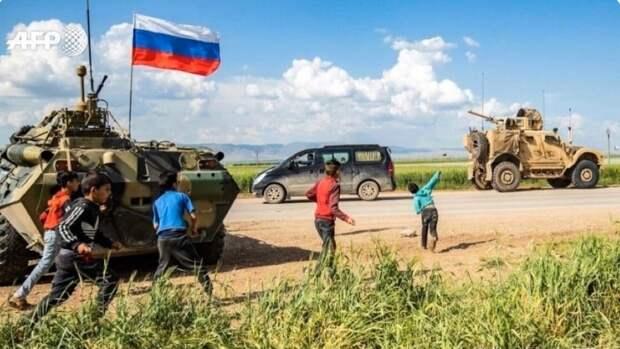 Rusvesna.su: США начали мстить российским военным в Сирии