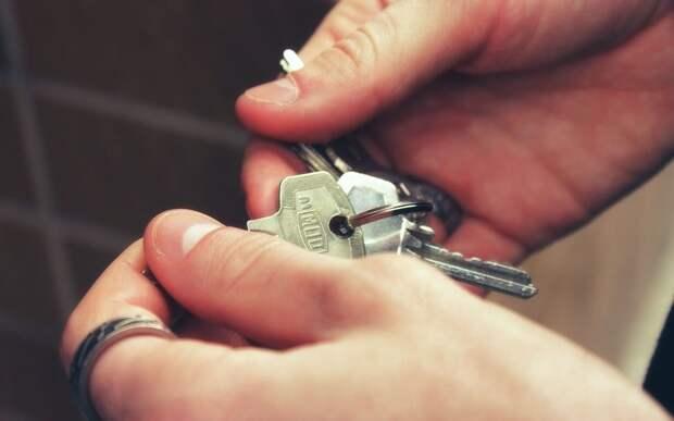 Если женишься на этой женщине, ключи от квартиры и машины положишь на стол