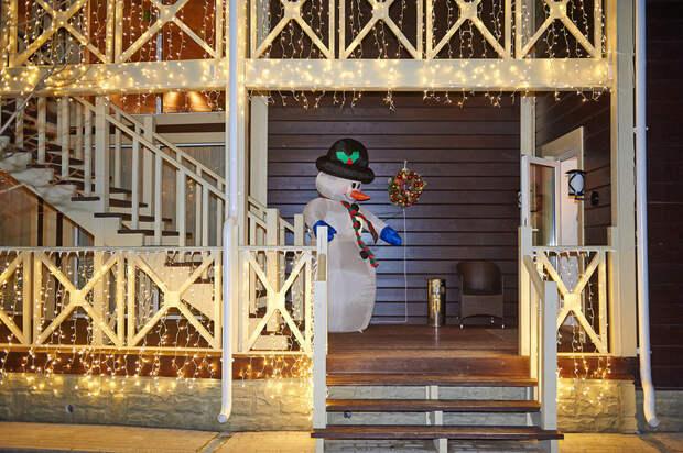 Новый год в Vazuza Country Club — сказка, о которой вы мечтали с детства!