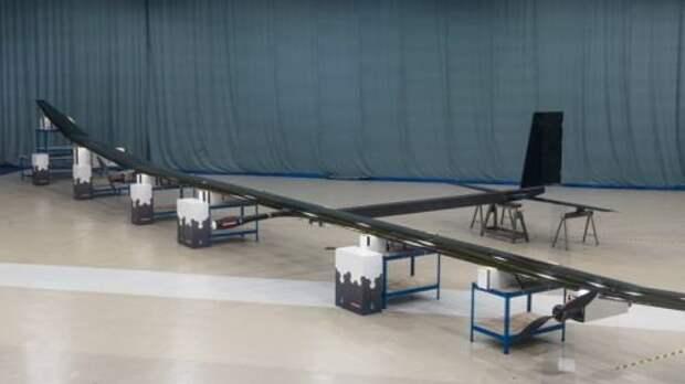 Электрический беспилотник PHASA-35 готов к испытаниям