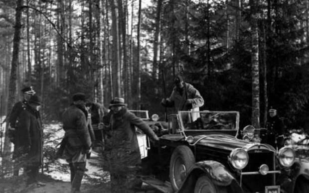 Беловежские охоты Германа Геринга