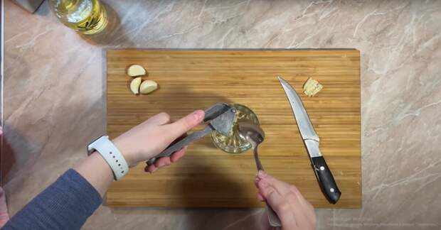Готовим борщ и чесночные пампушки (в мультиварке) к нему