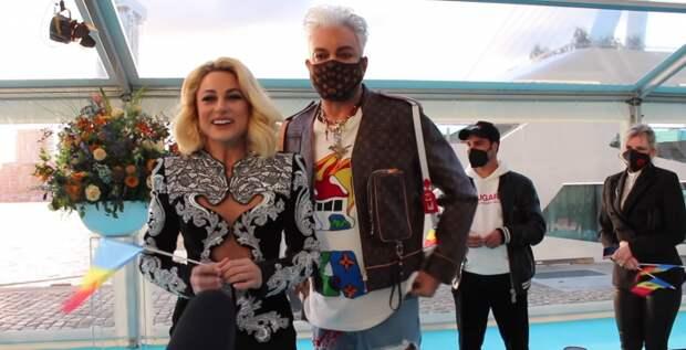 Поведение Киркорова на «Евровидении» шокировало иностранцев