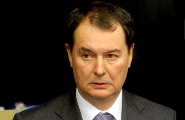 Заместитель министра транспорта РФ Валерий Окулов.