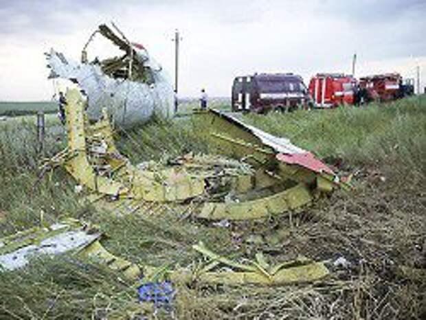 Новость на Newsland: Малайзийский Boeing был сбит ракетой