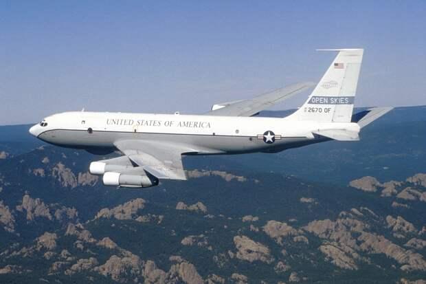 США уничтожат самолеты для наблюдательных полетов над РФ