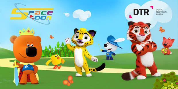 «Ми-ми-мишки» и «Лео и Тиг» осенью станут доступны юным зрителям Ближнего Востока