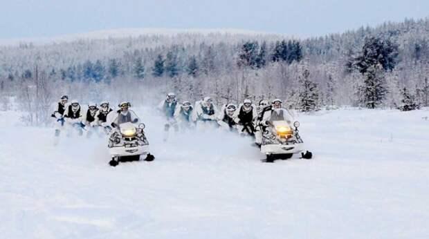 Россия уравновешивает соперников в Арктике – FT