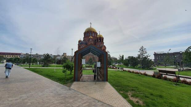 Библиотека «Book сrоssing» в Волгограде