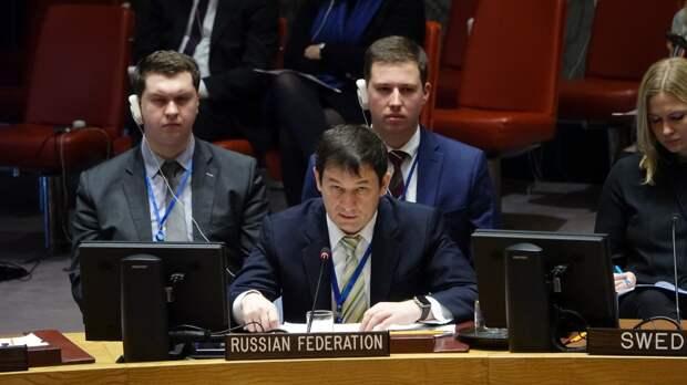 Представитель РФ в ООН намертво пригвоздил ФРГ и Британию тяжелейшими обвинениями