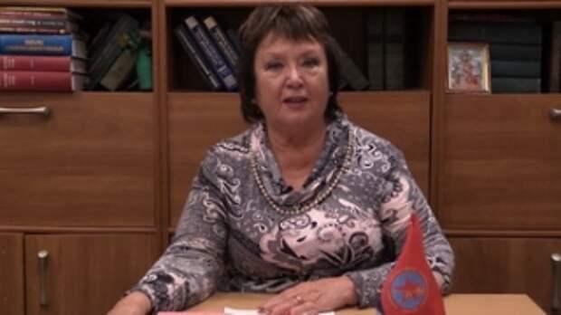 Наталия Витренко: Поздравляю Беларусь с победой над атакой террористов (см. ВИДЕО)