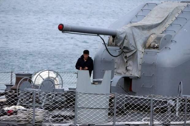 МИД РФ отметил наращивание военной активности НАТО в Черном море
