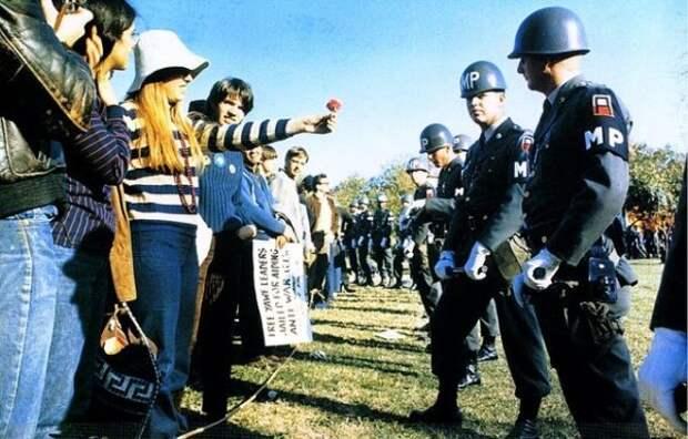 Марш Мира: Провал американских политтехнологов