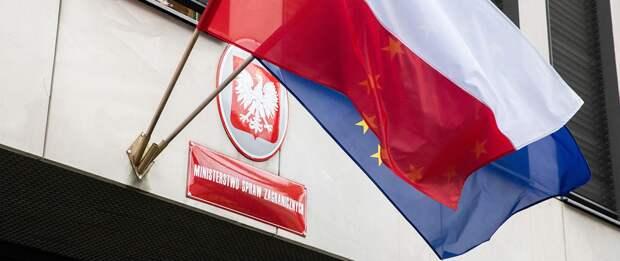 Матеуш Пискорский: Варшава опозорилась с выдворением российских дипломатов