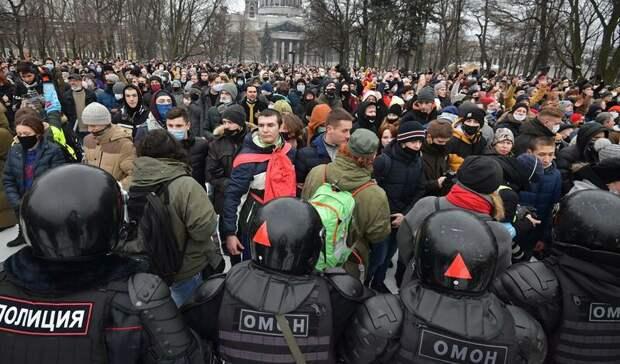 Многодетную мать из Петрозаводска оштрафовали за репост записи о митинге Навального