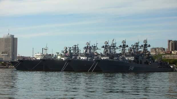Баранец объяснил стратегические задачи учебных маневров ВМФ РФ в Тихом океане