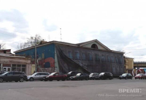 Прояснился вопрос со сносом здания Ярмарочной купеческой больницы
