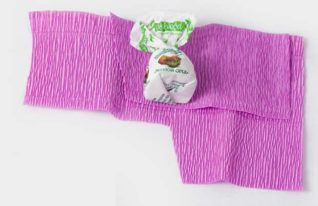 NewPix.ru - Букет из конфет своими руками - как сделать букет из конфет своими руками