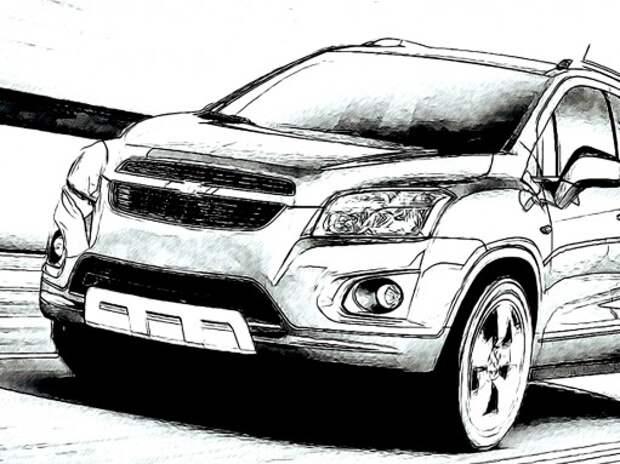 Новая Chevrolet Niva будет расходовать меньше бензина