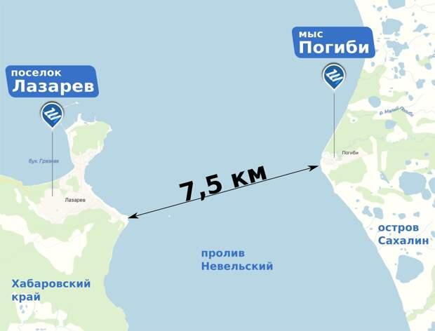 Какие плюсы получит Россия, если до Сахалина будет не мост, а дамба