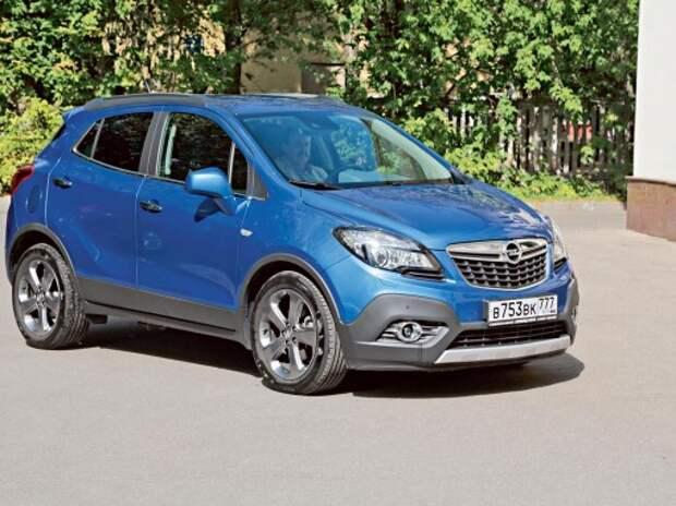 1850 км с Opel Mokka: если у вас нету дачи