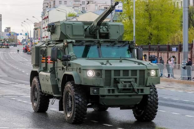 Тайфуны надвигаются. Чем хороши новые боевые машины для подразделений ВДВ и ПВО
